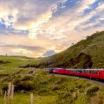 Discovering Ecuador by Train