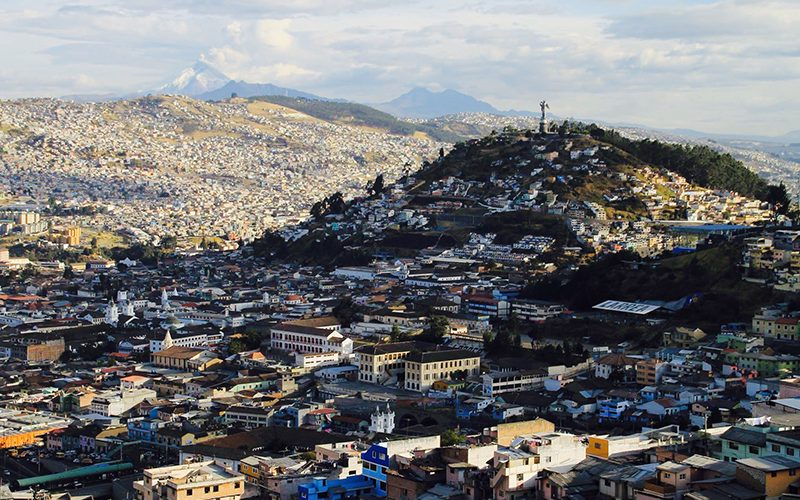 The Best Time To Visit Quito Easter Week Senderos Naturales